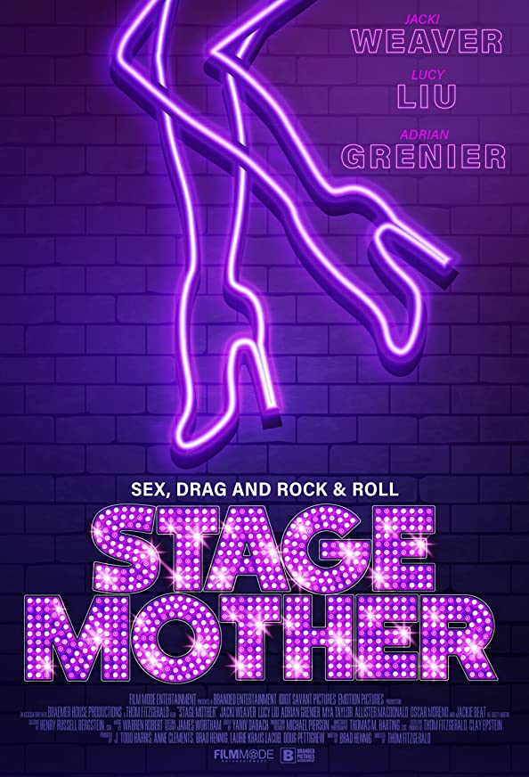Stage Mother kapak