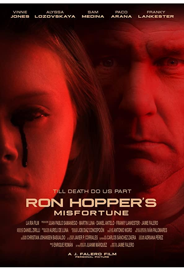 Ron Hopper's Misfortune kapak