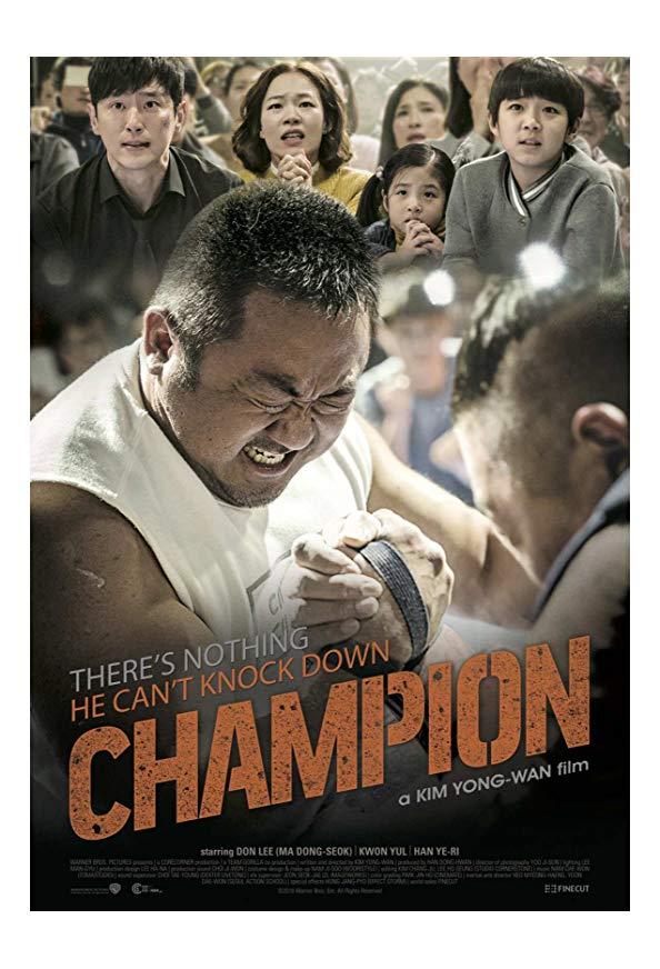 Champion kapak