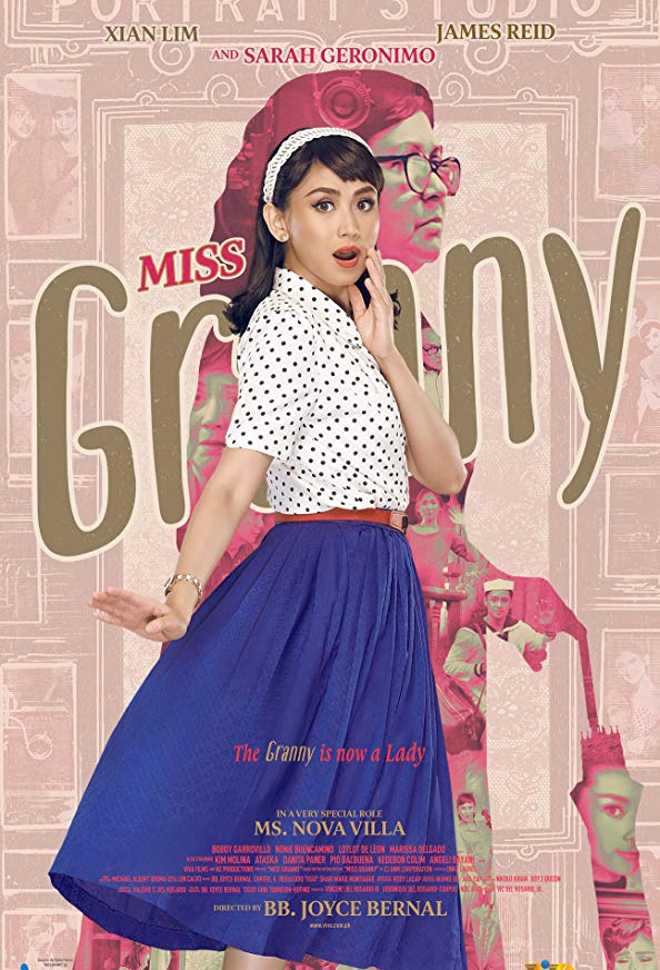Miss Granny kapak