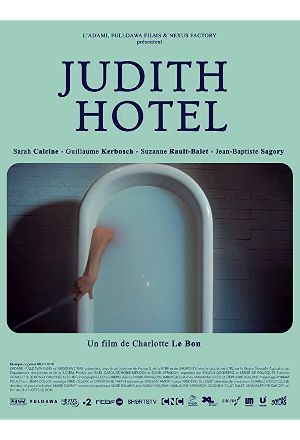 Judith Hotel kapak