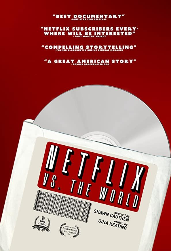 Netflix vs. the World kapak
