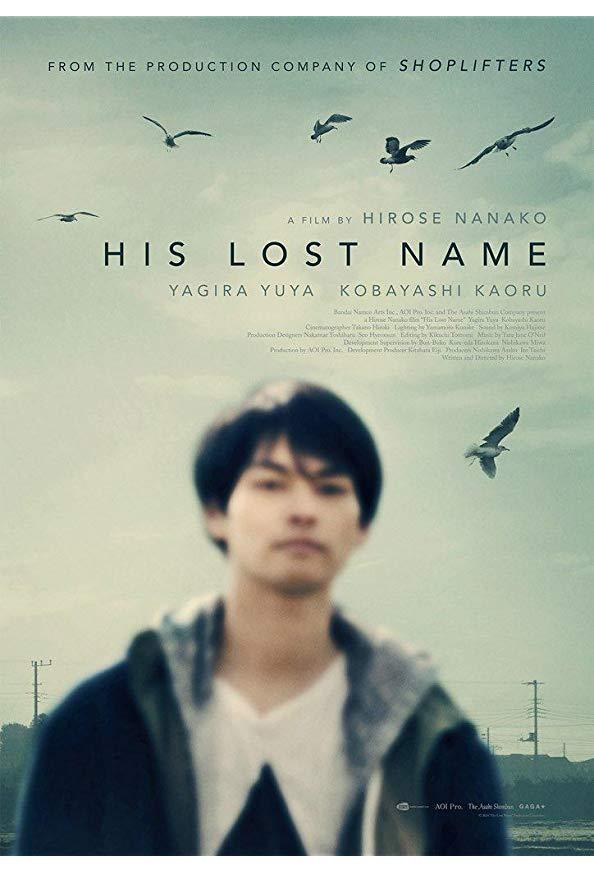 His Lost Name kapak