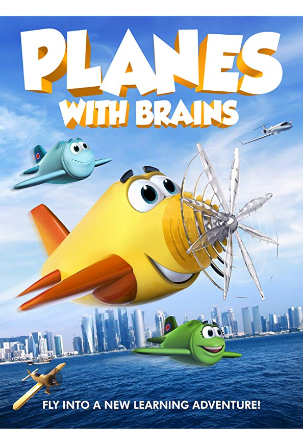 Planes with Brains kapak