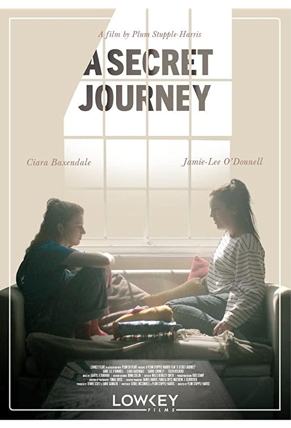 A Secret Journey kapak