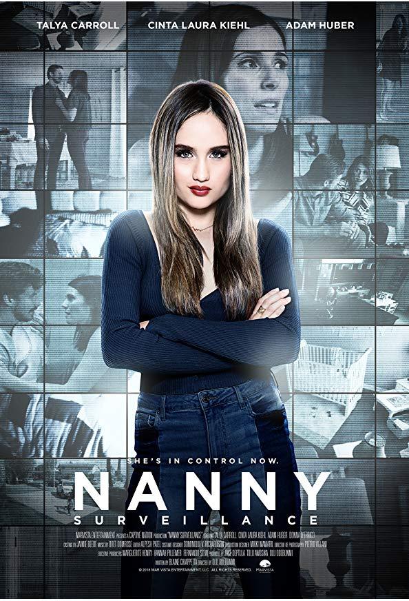 Nanny Surveillance kapak