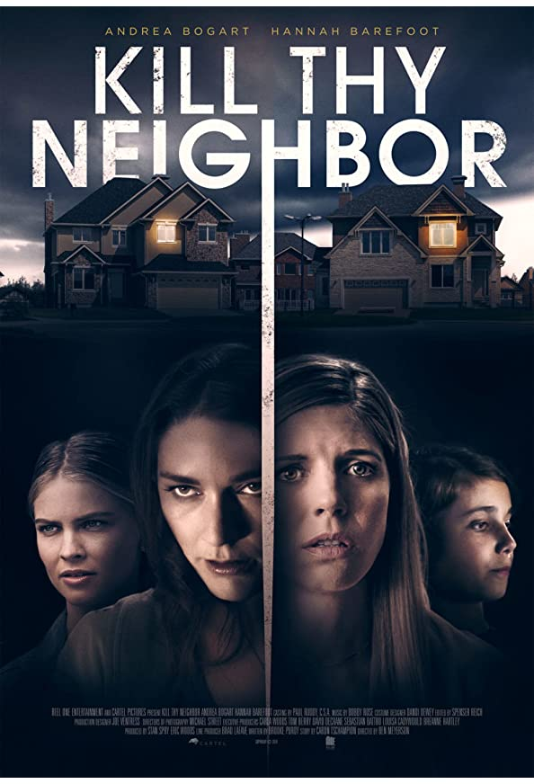 Kill Thy Neighbor kapak