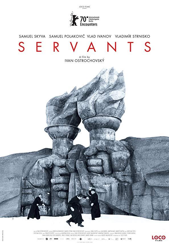 Servants kapak