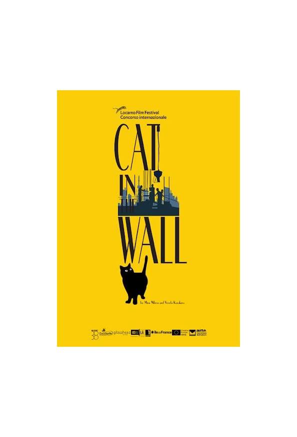 Cat in the Wall kapak