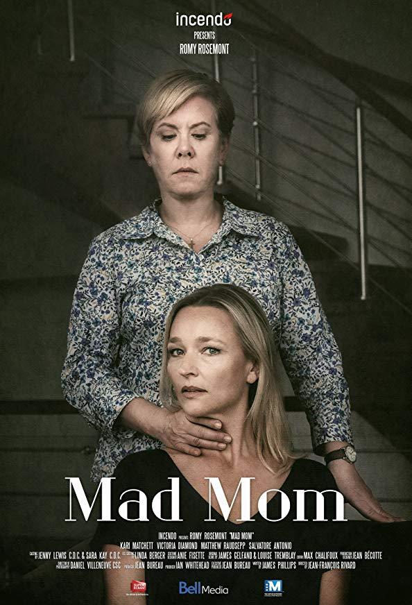 Mad Mom kapak