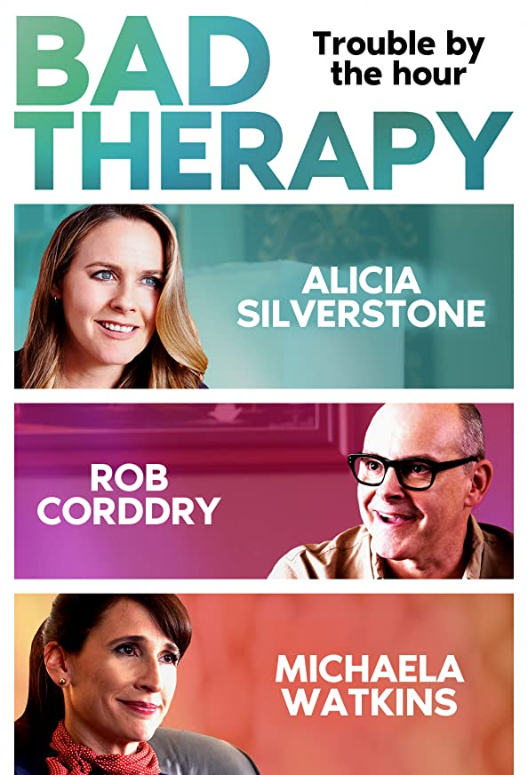 Bad Therapy kapak
