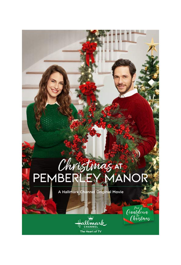 Christmas at Pemberley Manor kapak