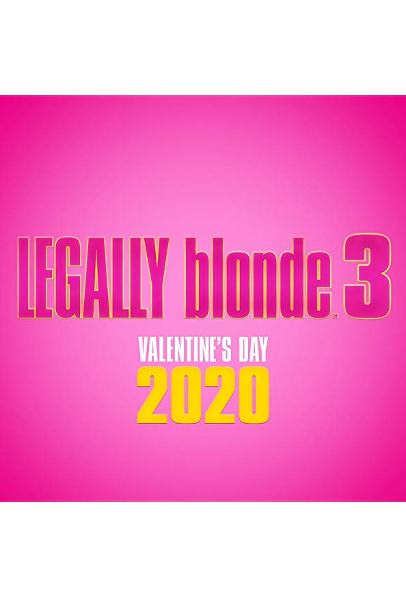 Legally Blonde 3 kapak