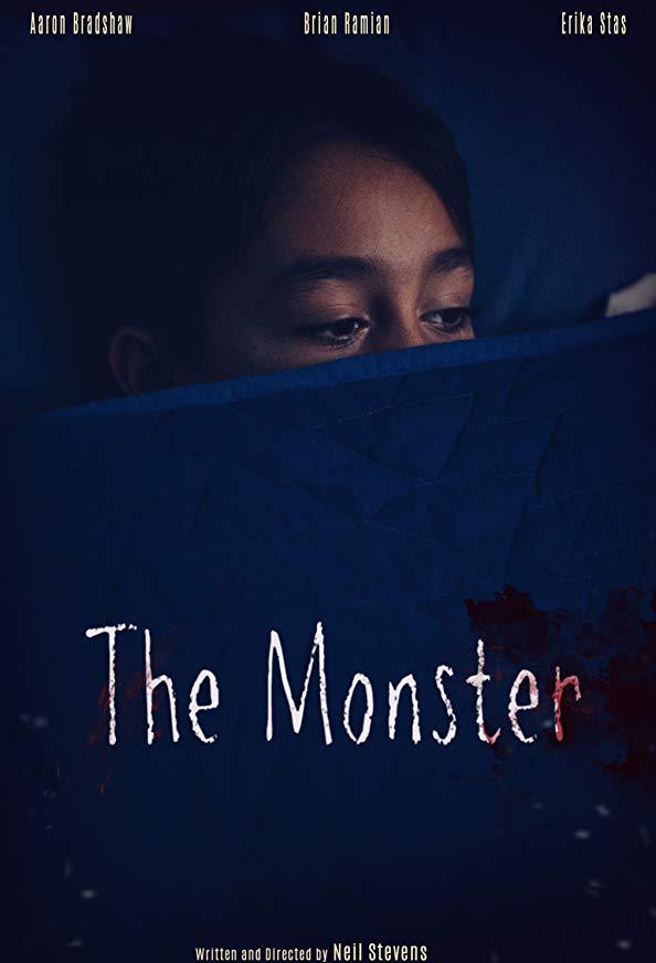 The Monster kapak