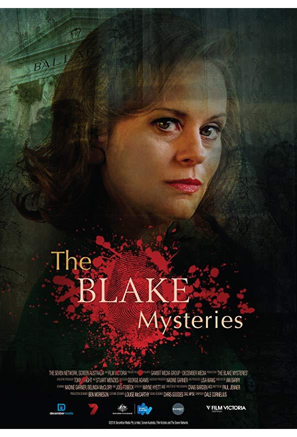 The Blake Mysteries: Ghost Stories kapak