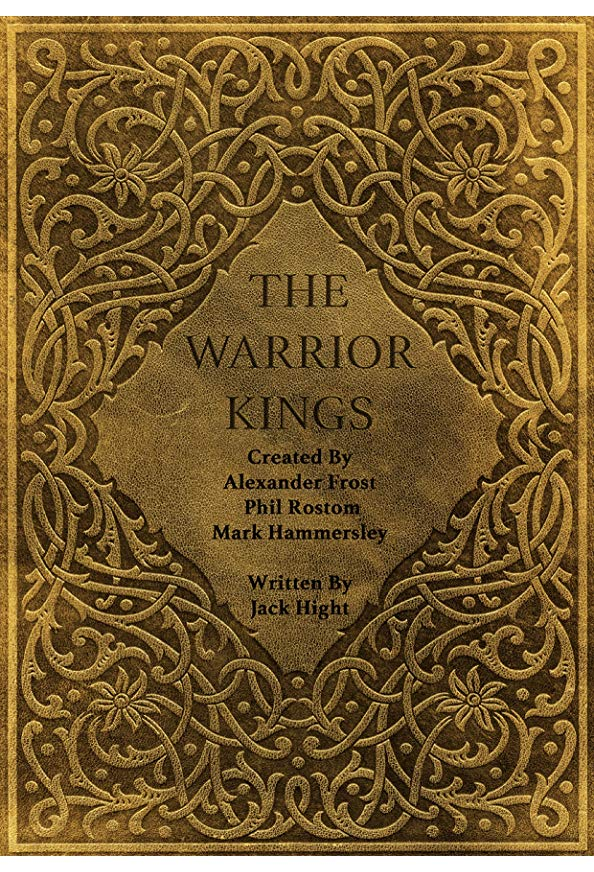 The Warrior Kings kapak