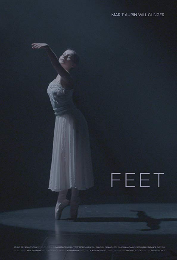 Feet kapak
