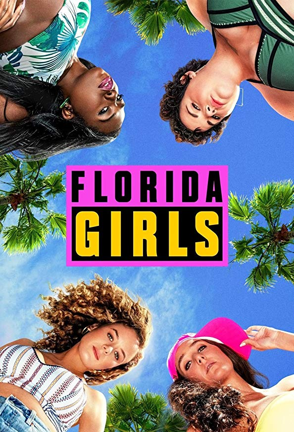 Florida Girls kapak