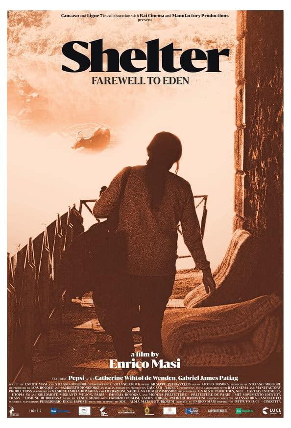 Shelter: Farewell to Eden kapak