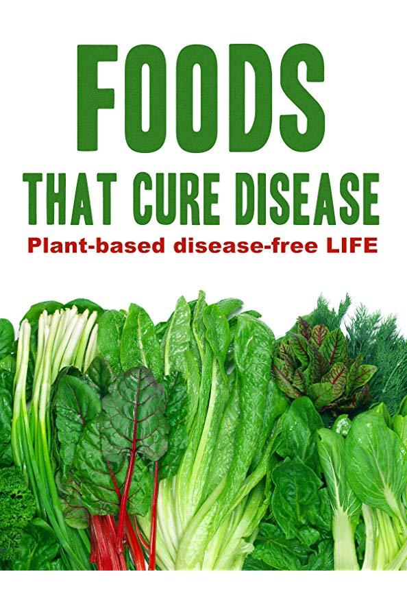 Foods That Cure Disease kapak