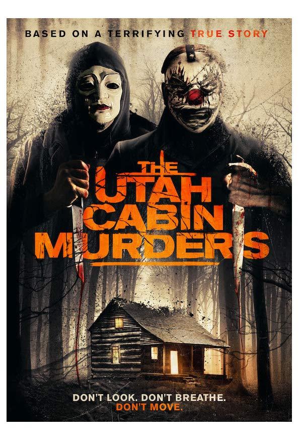 The Utah Cabin Murders kapak
