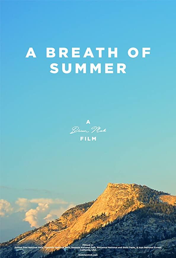 A Breath Of Summer kapak