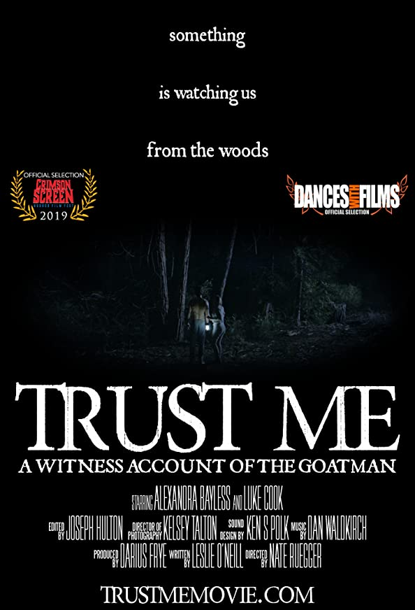 Trust Me: A Witness Account of The Goatman kapak
