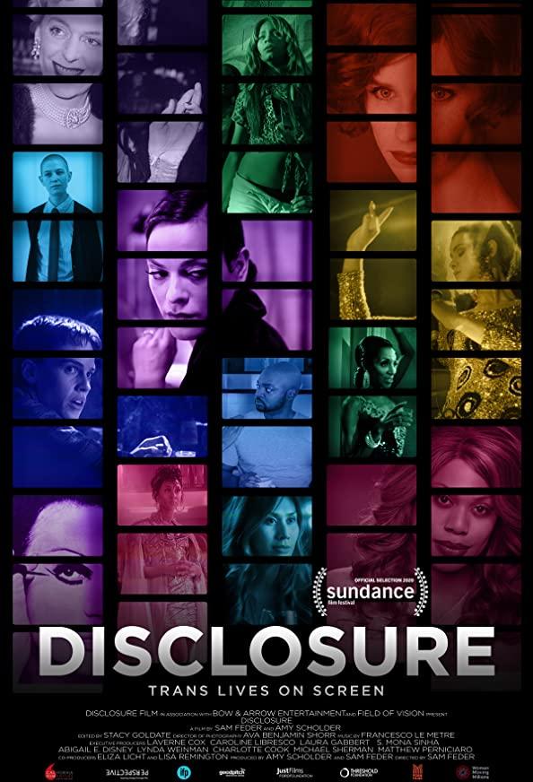 Disclosure kapak