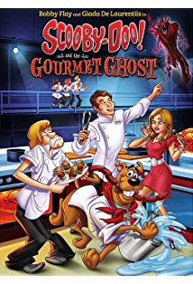 Scooby-Doo! and the Gourmet Ghost kapak