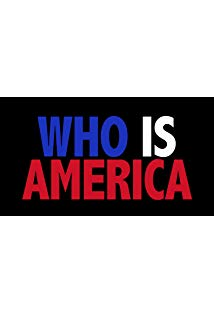 Who Is America? kapak