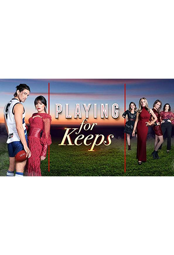 Playing for Keeps kapak