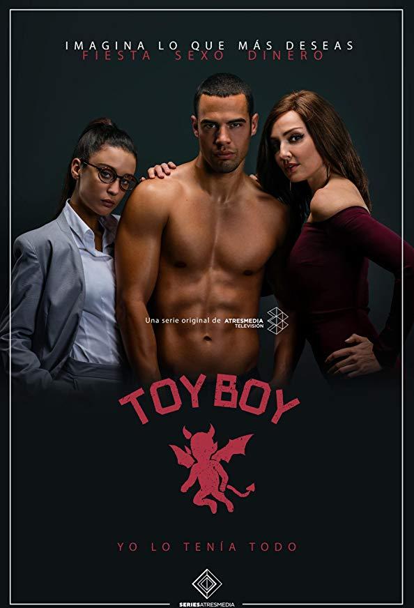 Toy Boy kapak