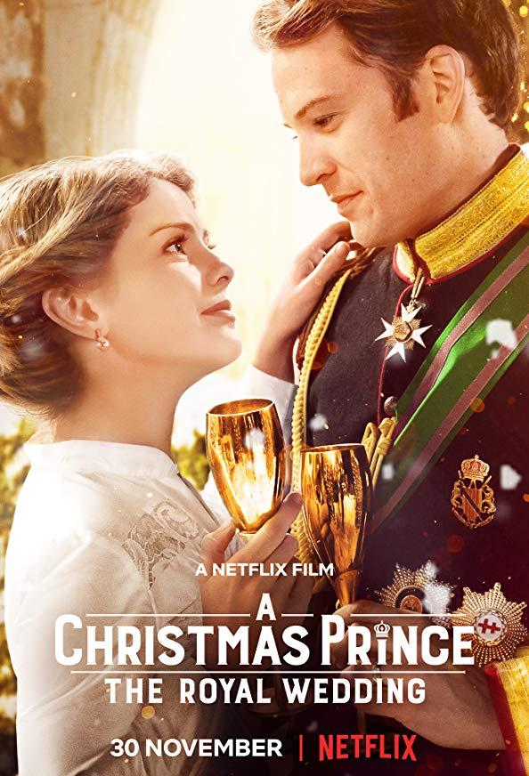 A Christmas Prince: The Royal Wedding kapak