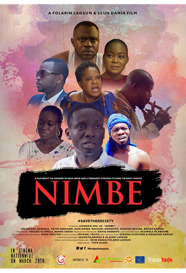 Nimbe: The Movie kapak