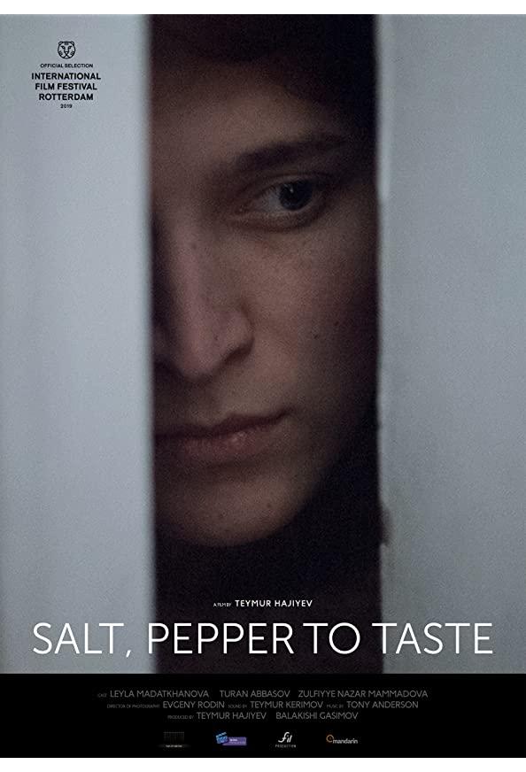 Salt, Pepper to Taste kapak