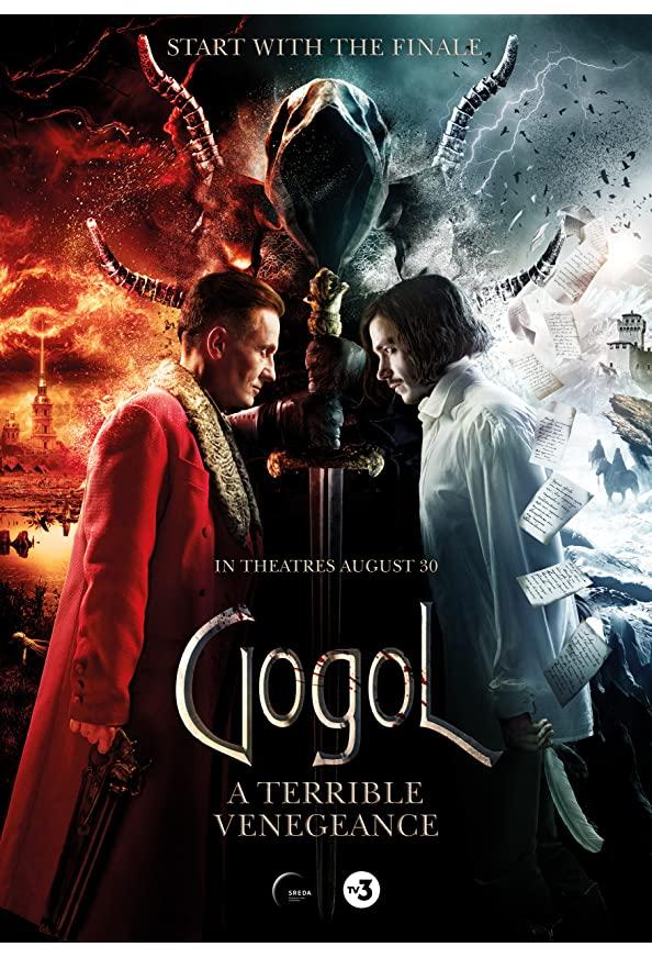 Gogol. A Terrible Vengeance kapak