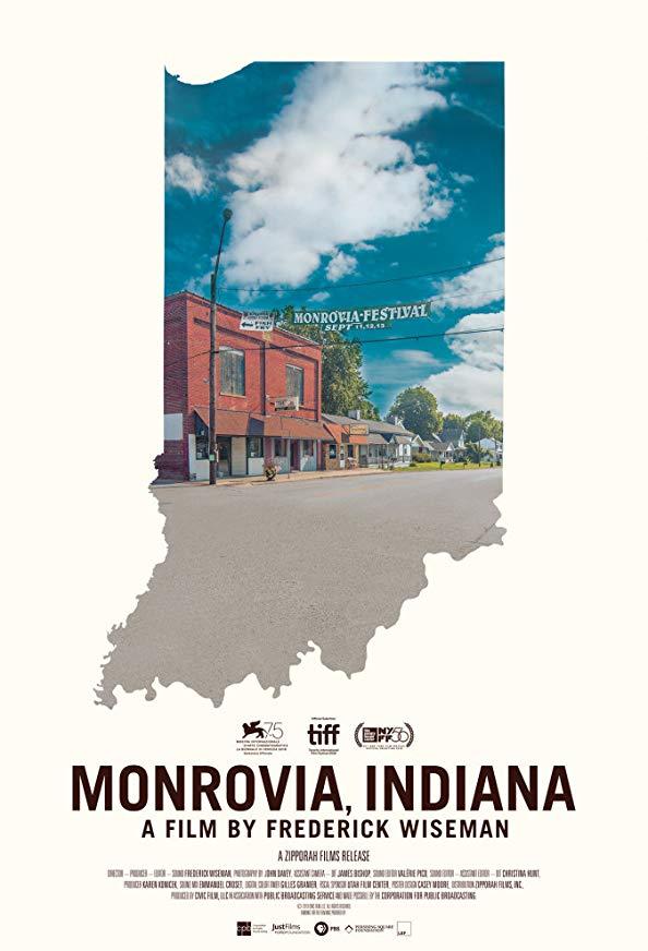 Monrovia, Indiana kapak