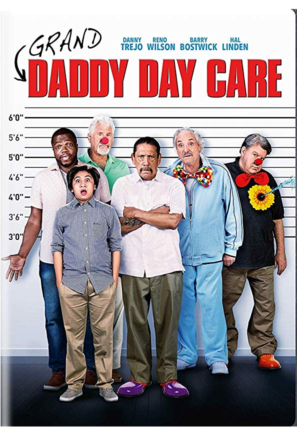 Grand-Daddy Day Care kapak