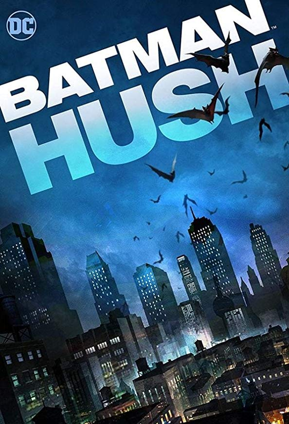 Batman: Hush kapak