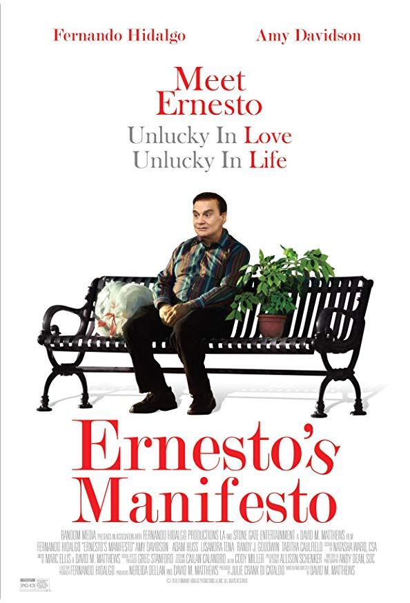 Ernesto's Manifesto kapak