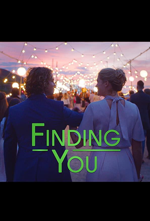 Finding You kapak