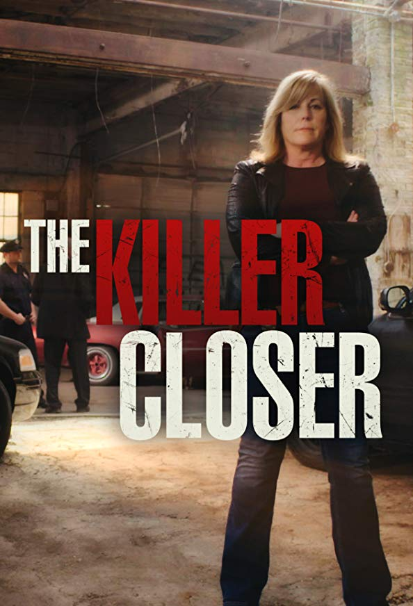 The Killer Closer kapak