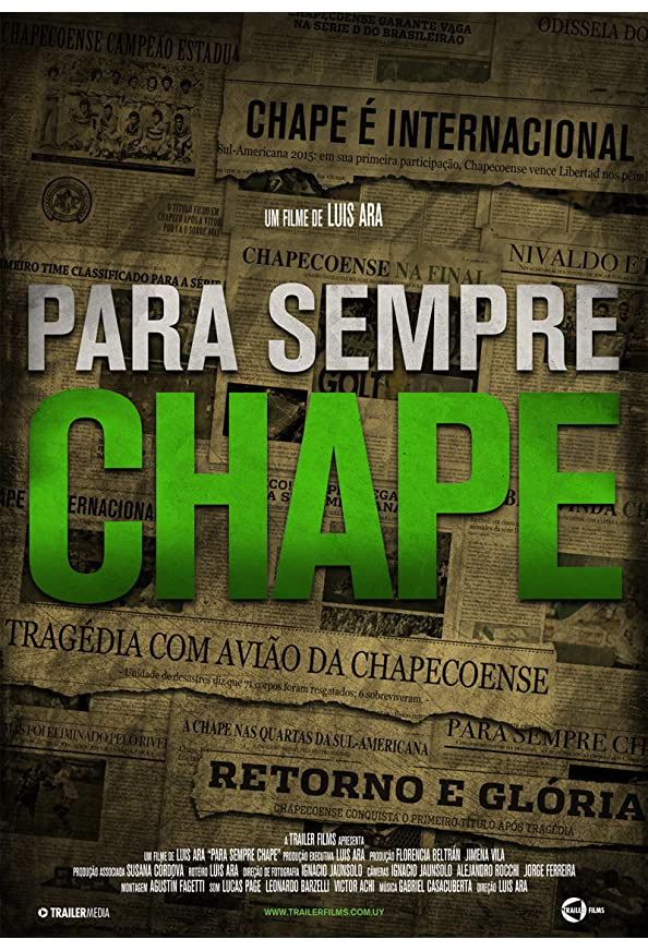 Forever Chape kapak