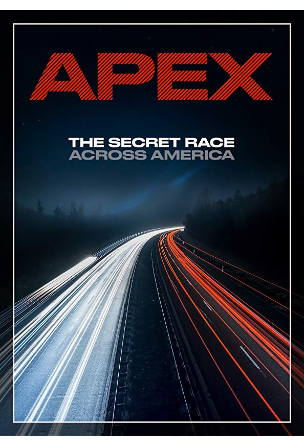 APEX: The Secret Race Across America kapak