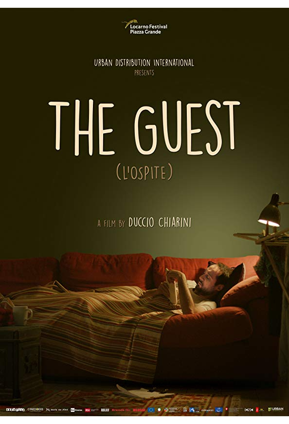 The Guest kapak