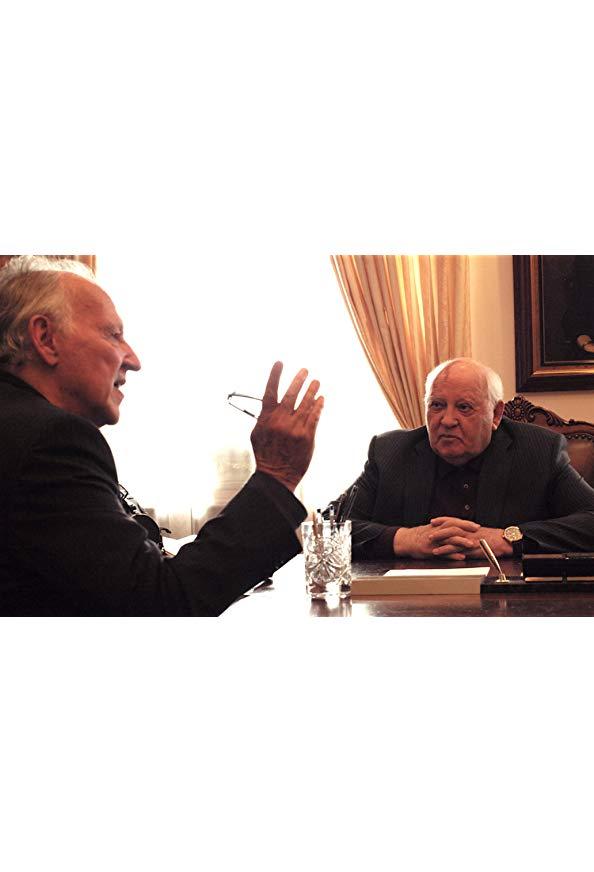 Meeting Gorbachev kapak
