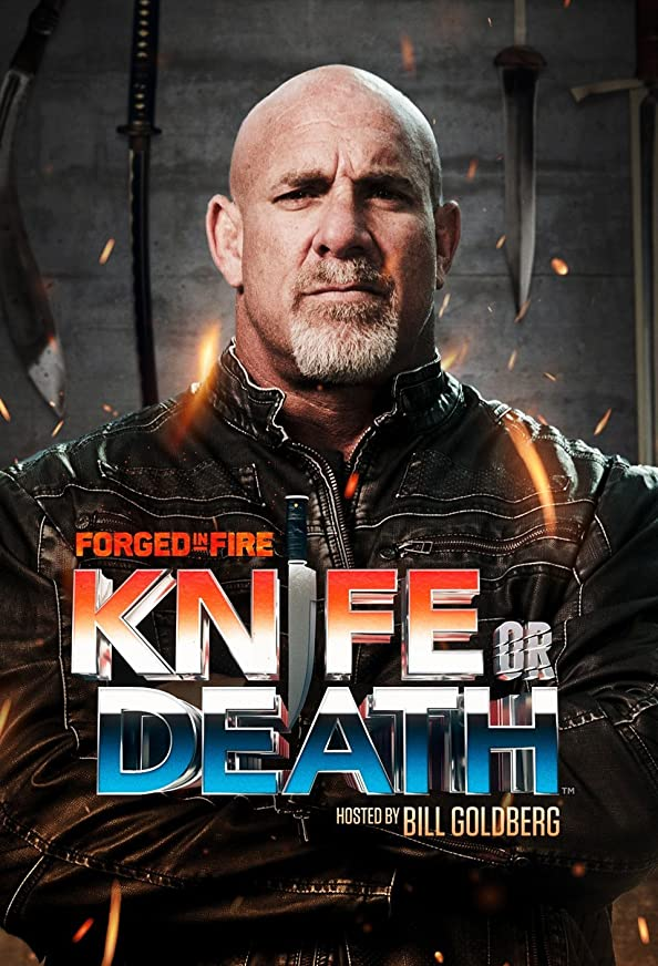 Forged in Fire: Knife or Death kapak