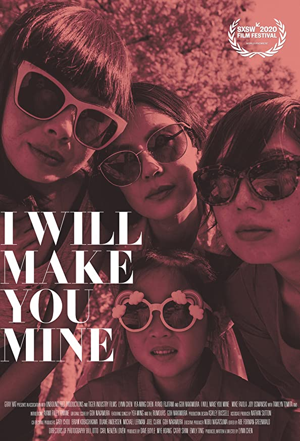 I Will Make You Mine kapak