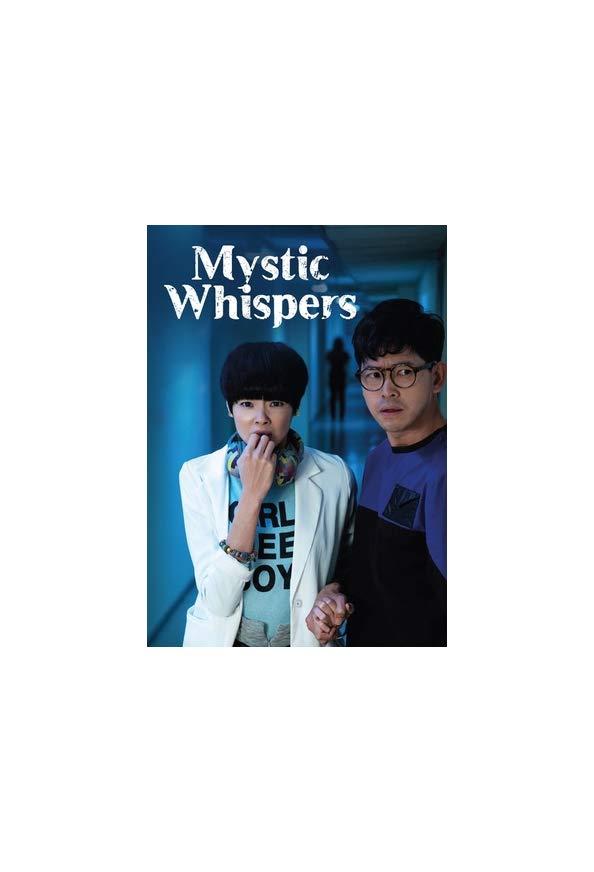 Mystic Whispers kapak