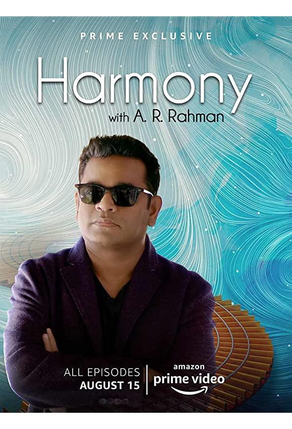 Harmony with A. R. Rahman kapak